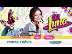 Disney Channel, Son Luna, Youtube, Shopping, Musica, Youtubers, Youtube Movies