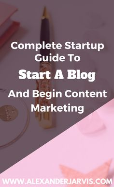 A step by step guide to start a blog and build in marketing automation so you don't make any silly mistakes! You need to grow, get customers and make money. But, gosh darn that is expensive! Spending money on Adwords is easy, it's comfortable and there are loads of data. But your CAC/LTV doesn't work. You know deep down you need to start a blog. You need to get in the content marketing game. Read more at WWW.ALEXANDERJARVIS.COM #blogging #startablog #contentmarketing #guide How To Start A Blog, How To Make Money, Marketing Automation, Blogging For Beginners, Step Guide, Content Marketing, Mistakes, Deep, Game
