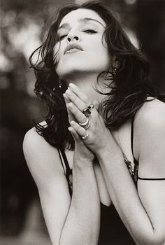 #Herb Ritts Photography|Madonna - 'Like a Prayer' Promo 1989