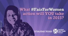 Catch up with the #FairForWomen chat -> http://storify.com/youngwomenscot/fairforwomen-twitter-chat-1 #IWD #IWD15 #IWD2015 #InternationalWomensDay