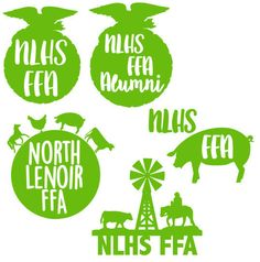 FFA decal/sticker