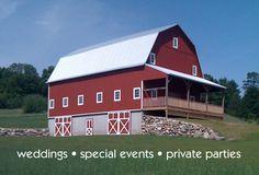 #Barn #Wedding #Michigan - Traverse City Wedding Barn - Michigan Barn