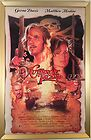 CUTTHROAT ISLAND 1995 ORIGINAL MOVIE POSTER (1SHT) NEAR MINT w/COA - http://awesomeauctions.net/movie-posters/cutthroat-island-1995-original-movie-poster-1sht-near-mint-wcoa/