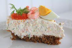 Räkcheesecake - Jennys Matblogg