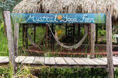 mystical yoga farm Yoga, Belize, Outdoor Furniture, Outdoor Decor, Sustainability, Mystic, Community, Google Search, Backyard Furniture