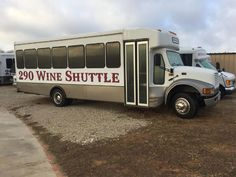 The 290 Wine Shuttle Service Takes Visitors to 14 Texas Wineries - TripsToDiscover.com