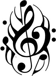 music clipart 2 by LadyEru on DeviantArt Music Drawings, Music Artwork, Musik Clipart, Musik Illustration, Music Tattoos, Tatoos, Free Clipart Images, Pop Rock, Vinyl Music