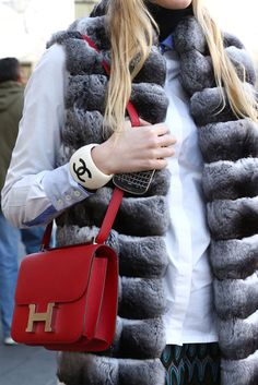 Street-Style Shoes & Bags | New York Fashion Week Fall 2013