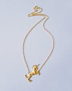 Legend Has It Unicorn Necklace Vintage Jewelry, Handmade Jewelry, Unicorn  Necklace, Jewelry Trends bbf0f76a2af5