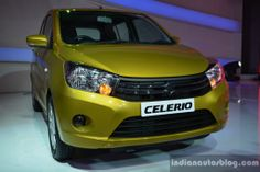 Maruti Suzuki Celerio Launched At Rs 3.9 Lakhs - 2014 Auto Expo [LIVE] | Fly-Wheel
