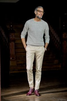 Stylish Appearance Casual Fall Work Outfits For Men Over 50 01 Fall Outfits For Work, Casual Work Outfits, Work Casual, Casual Fall, Men Casual, Classy Outfits, Casual Styles, Smart Casual, Work Outfit Men