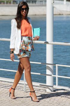 Look of the day: River
