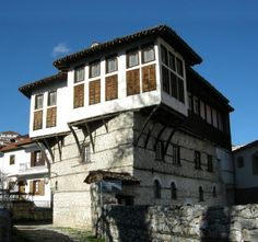 Traditional house in Kastoria, Macedonia : Nothern Greece
