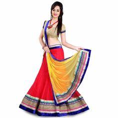 26% Discount on Festive Net Embroidered Lehenga Set Lehenga Choli Online, Ghagra Choli, Bridal Lehenga Choli, Silk Dupatta, Georgette Sarees, Bollywood Lehenga, Lehenga Saree, Anarkali Dress, Saree Blouse