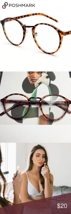 Nerd Transparent Glasses New ✖Fast shipping✖ Urban Outfitters Accessories Glasses