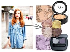 The Eyeshadow Guide for Redheads