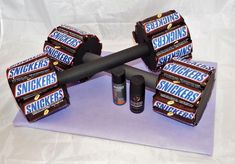 Gifts for Men - Snickers Dumbbells, Gift, Father& Day, JGA - A Design . - Views - Gifts for Men Snickers Dumbbells Gift Father& Day JGA A design - Birthday Present For Brother, Birthday Presents For Men, Birthday Present Boyfriend, Man Presents, Men Birthday Gifts, Gifts For Father, Gifts For Him, Gift For Men, Wrapping Gift