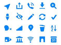 Maps.me icons