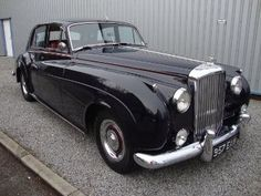 Classic Christmas gifts an antique 1958 Bentley Saloon (Ref: Classic English Classic Christmas Gifts, Car Shop, Cars For Sale, Antique Cars, Classic Cars, English, Shopping, Vintage Cars, English English