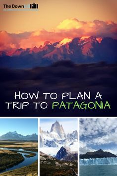 Wondering how to plan the dream trip to Patagonia? It's not easy! Here's my take on where to go in Chile, Argentina, Torres del Paine, Glacier National Park, Mount Fitz Roy and beyond.