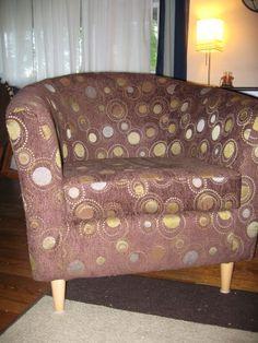 Covering Ikea Tullsta Chair