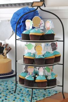 Cute ideas for a Star Wars themed baby shower | #BabyCenterBlog