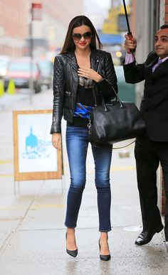 Cool Givenchy Bags On her way into Good Morning America, Miranda Kerr sported a quilted leather jac... Check more at http://24myshop.ga/fashion/givenchy-bags-on-her-way-into-good-morning-america-miranda-kerr-sported-a-quilted-leather-jac-3/