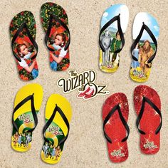 OZ flip-flops http://www.wbshop.com/category/wbshop_brands/the+wizard+of+oz/footwear+&+socks.do?ref=FBWIZ140727&utm_source=facebook&utm_medium=referral&utm_campaign=FBWIZ140727