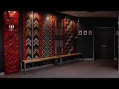 Inside the Treasury's Wharenui Maori Art, Meeting Place, Teaching, Places, Home Decor, Tes, Homemade Home Decor, Learning, Education
