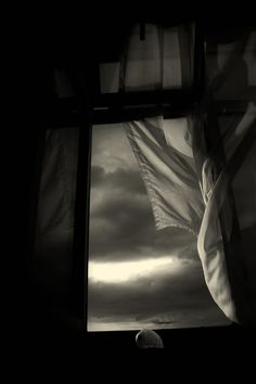 Wind and Window 2 by aykan ozener   http://wasbella102.tumblr.com/post/87679751009/wind-and-window-2-by-aykan-ozener