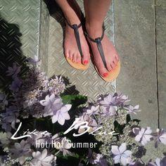 """36 Grad und es geht noch heißer... perfektes Wetter für meine Trancat Riemchensandalen von #LaBotteGardiane (über www.stil-carree.de)! PS: Nagellack """"Cute as a button"""" von #Essie kam gestern als Probefläschen mit der August #Vogue - I like #summerstyle #stlyeblogger #styleoftheday #lookoftheday"""