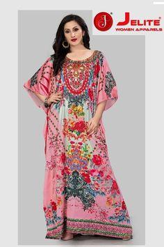 553a6ac8b9 Jelite Kaftan. Textile Mart · Western top. Textilevilla pvt ltd