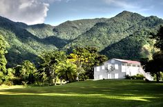 Casa Canales, Jayuya, Puerto Rico.  Foto Tendoso