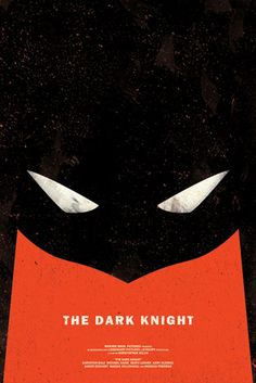 The Dark Knight : Creative and Minimal Movie Posters