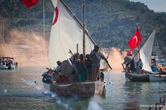 Flickr Christen, Sailing Ships, Boat, Painting, Sky, Fotografia, Majorca, Battle, Dinghy