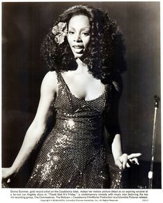 Donna Summer in Thank God It's Friday (1978)