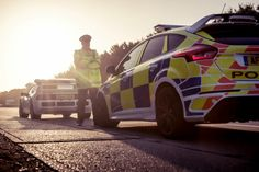 Time to get arrested: meet the Ford Focus RS police car - Car Keys