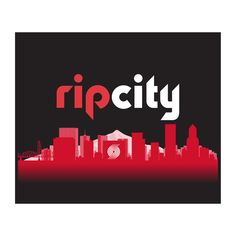 Whether you use it as a great decoration for the wall or the perfect way to keep warm while watching the game, this Portland Trail Blazers Rip City plush blanket will be your next great piece of team gear. The Sporting Life, City Logo, Portland Trailblazers, Trail Blazers, Dope Art, Seattle Seahawks, Sports Fan Shop, Painted Rocks, Nba