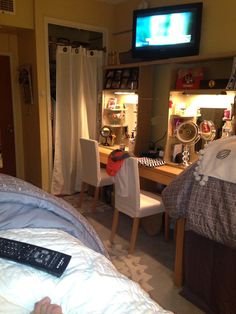 Ole miss. Dorm room. MArtin hall