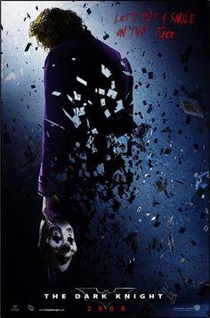 "\""The Joker""\The Dark Knight,\2008\ Gotham Joker, Joker Arkham, Joker Comic, Heath Ledger Joker, Joker Art, Joker And Harley Quinn, The Dark Knight 2, Joker Dark Knight, The Dark Knight Trilogy"