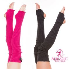 Pole Candy Leg Warmers in several sexy styles and colors  We just restocked, come take a look!