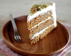 Carrot Cake | Carrot Cake Recipe | Carrot Cake with Maple Cream Cheese