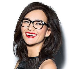Makeup For Girls With Glasses  Attention, girls who wear glasses: We