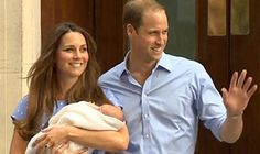 Royal Baby Introduced by Kate Middleton, Prince William in London: First Picture!!! <3LL