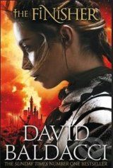 The Reading Stack: The Finisher - David Baldacci
