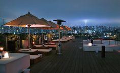 10 restaurantes brasileiros com as mais belas vistas panorâmicas Skye no Unique São Paulo