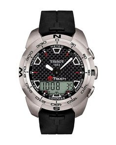 Ρολόι TISSOT T-TOUCH EXPERT Titanium T0134204720100