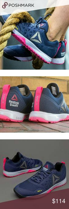 BNIB Reebok Crossfit Nano 6.0!! Lilac/Blue/Pink/Black/Pewter color women's Nano 6.0's. Bought directly from Reebok, still new and unworn in box. Size 8. Reebok Shoes Athletic Shoes
