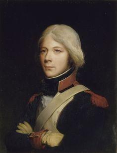 Cogniet, Léon - Nicolas-Joseph Maison (1771-1840), maréchal de France / Château de Versailles; Corps central, Grands Appartements salle de 1792