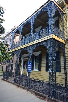 Savannah, Ga, Liberty St